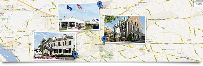 Lancaster County Funeral Homes