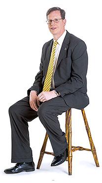 Lancaster Funeral Director John Kenderdine