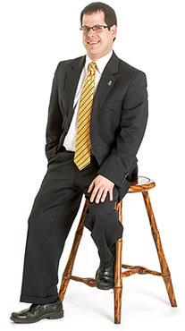 Lancaster Funeral Director Justin Koehler
