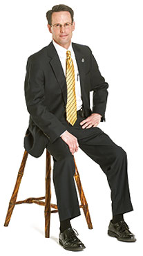 Lancaster Funeral Director Norm Mable