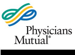 Physicians Mutual Insurance logo