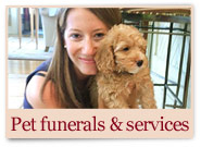 Pet Funerals and burial services