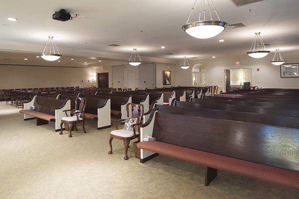 Charles F Snyder Funeral Home Crematory Lititz Pike Chapel