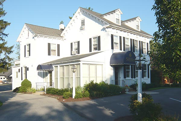 Exterior of Millersville Funeral Home
