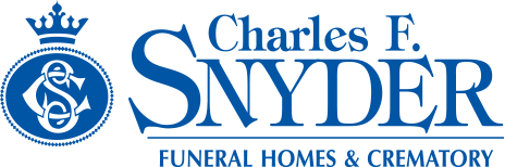 Charles F. Snyder Funeral Home logo