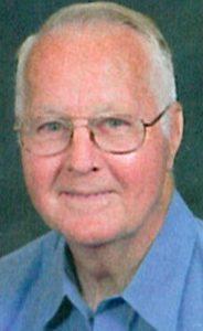 Pastor Morton W. Caffey