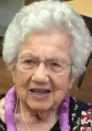 Dorothy Mae Markert Cushman