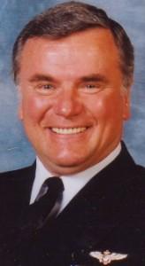 Edward Anthony Davis, Captain, USN (RET)