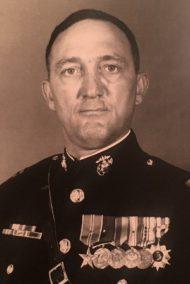 Major John C. Hoogerwerff