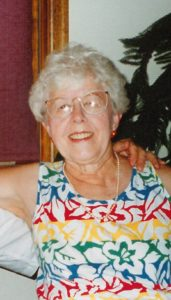 Ruth E. Lange