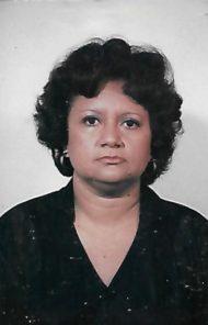 Agustina A. Mercado