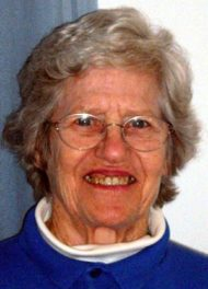 Geraldine Roberta Mershon