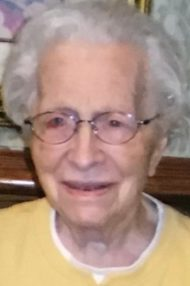 Mildred A. Miller