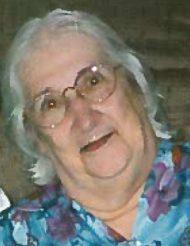 Doris M. Rowe