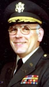 Lieutenant Colonel Robert W. Rozman