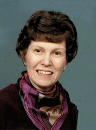 Ruth A. Heidecker
