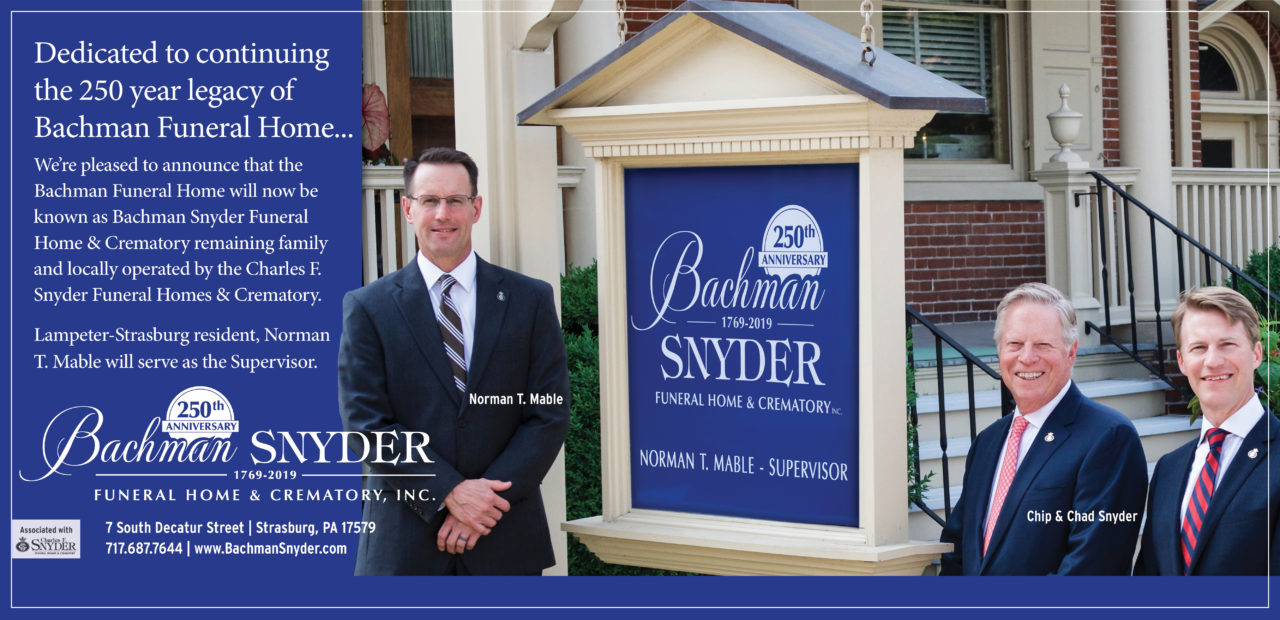Charles F  Snyder Funeral Home | Lancaster PA Funeral Home