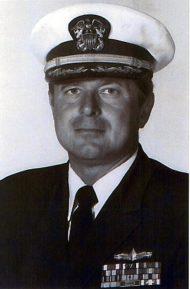 Captain John Alden Standish, USN (Ret)