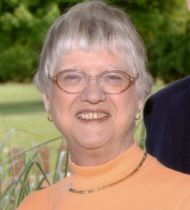 Mary Joan Weaver