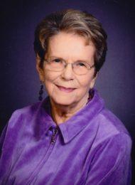 Rita Jeannine Timmons Zacharias
