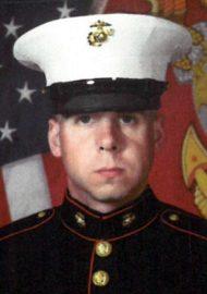 Sgt. David L. Zehr (USMC)