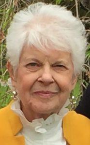"""Kathleen Patricia """"Pat"""" (Caskey) Zeller"""