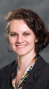Lancaster Funeral Director Tabitha Huff